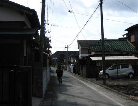 柳川への路 107