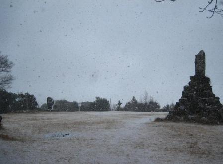 小岱山の雪 171