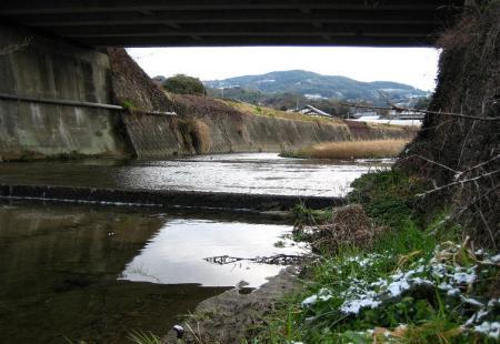 要川とお牧山 023