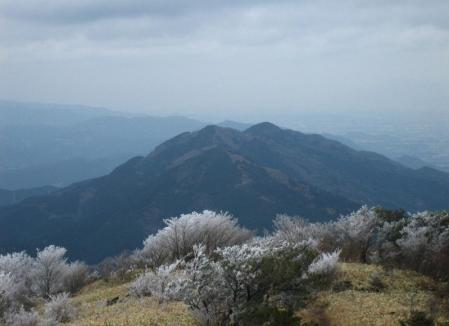 天山の樹氷 133