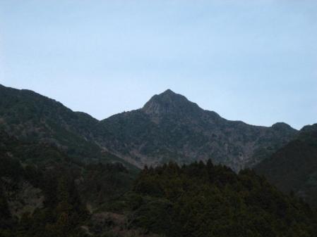 急が岳 202