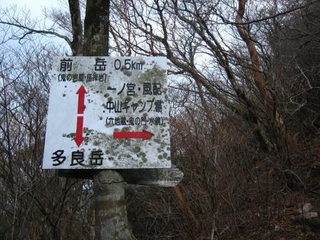 多良岳 マンサク 107