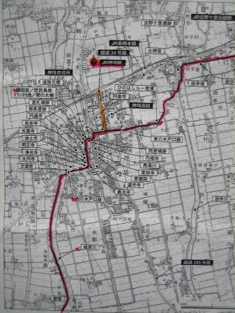天山と神崎地図 016