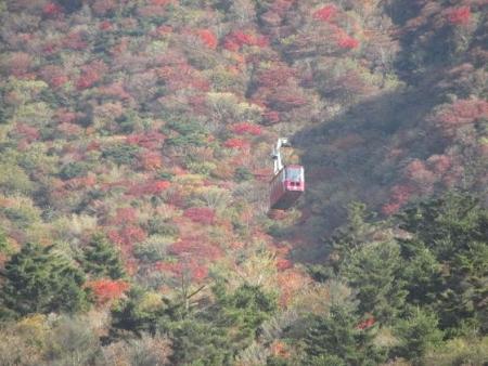 紅葉雲仙 055