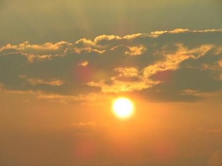 夕陽 014