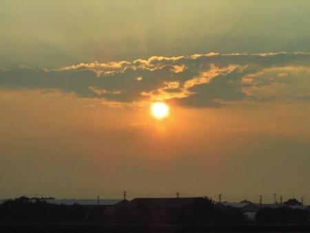 夕陽 013