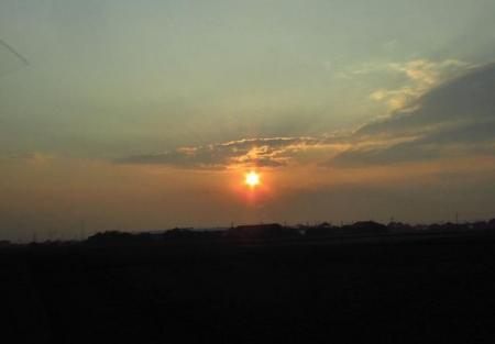 夕陽 020