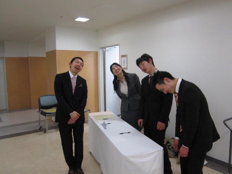 2011第一回会社説明会④