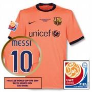 バルセロナ09-10アウェイユニフォーム2009CWC