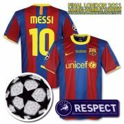 バルセロナ10-11ホームユニフォーム2011UCL決勝