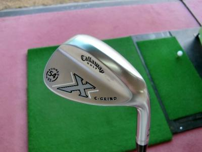 X-forged 54°