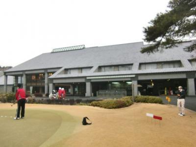 水海道GCクラブハウス