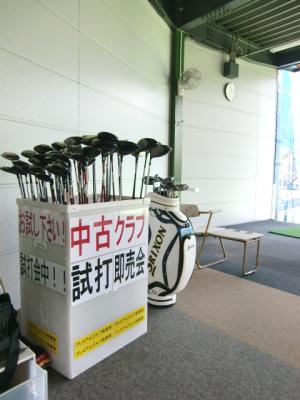ティンバーゴルフ試打会