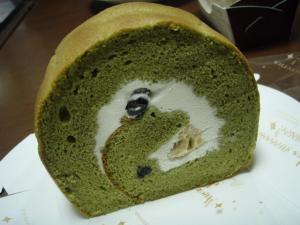 20110103ロールケーキ