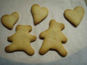 20110205はちみつクッキー