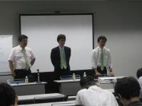 20110626草食隊セミナー 3人