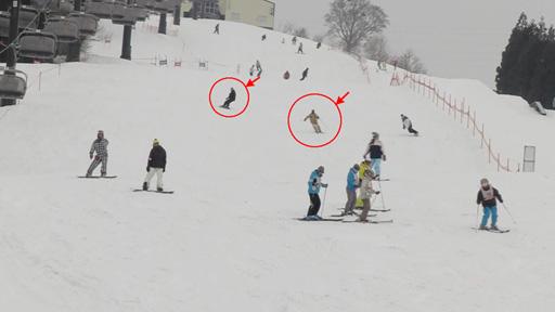 かぐら春スキー