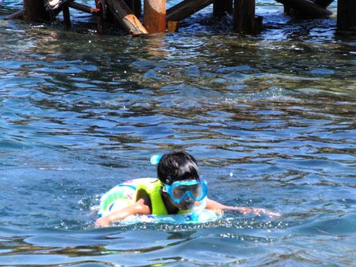 妻良海水浴