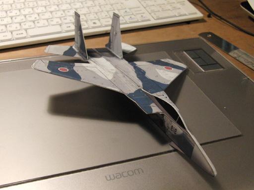 紙飛行機 F15
