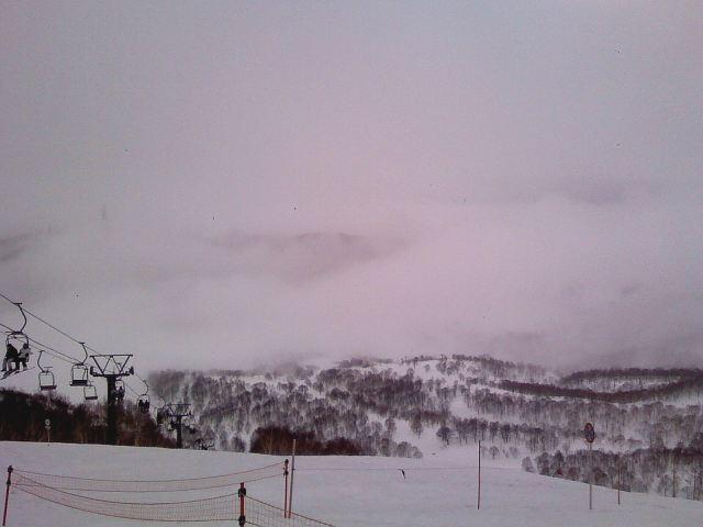 スキー闇練inかぐら