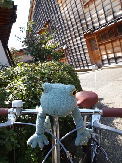金沢ひがし茶屋 ゴーケロッグ号
