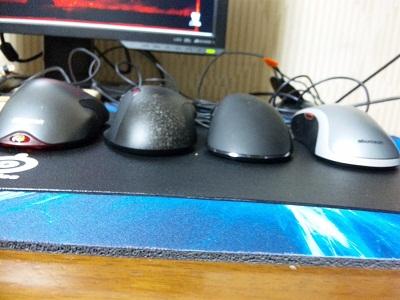 マウス2!