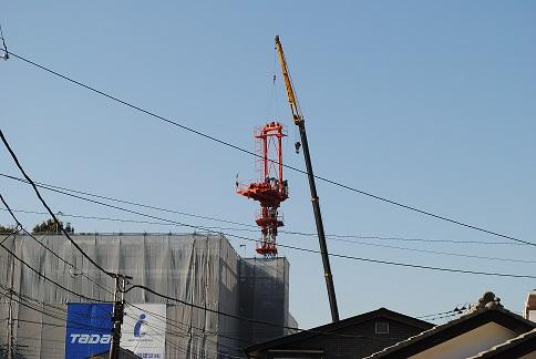 大和田タワークレーン