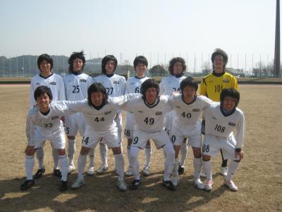 2010仁紫カップ 決勝 スタメン
