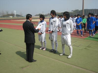 2010仁紫カップ 決勝 表彰式
