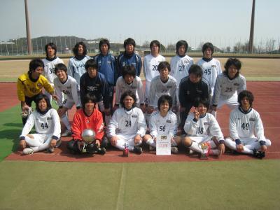 2010仁紫カップ 決勝 集合写真