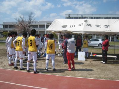 1年生対決 vs平大(2010/4/17)