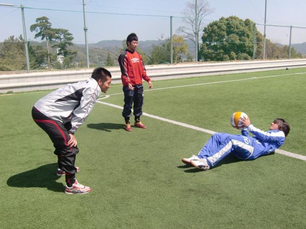 サッカー アスレティックリハビリテーション