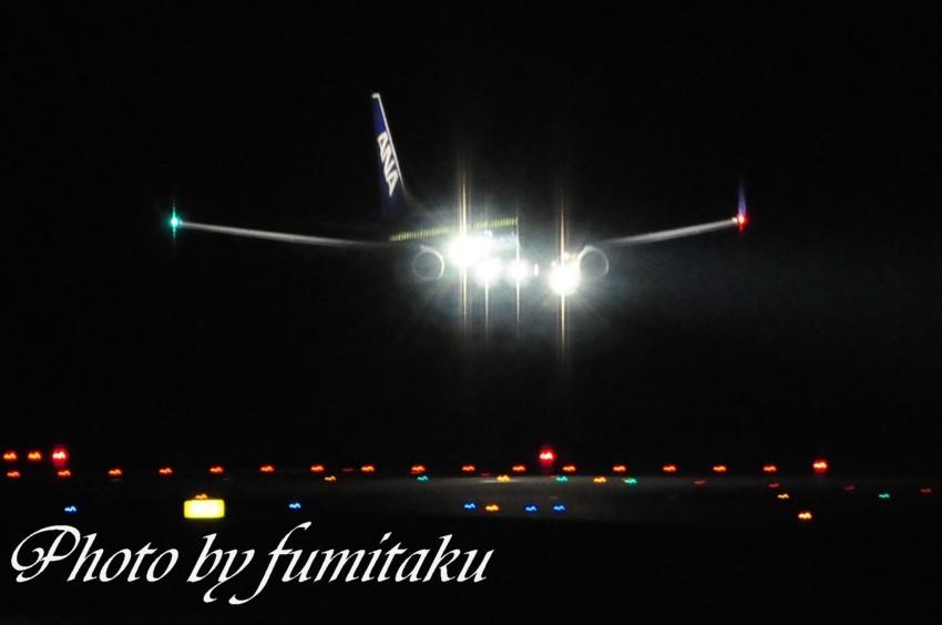 セントレア夜撮り (4)