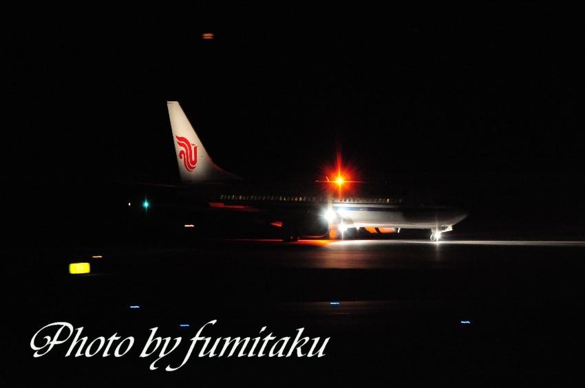セントレア夜撮り (2)