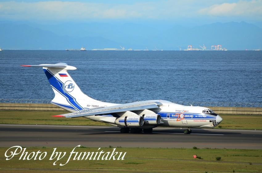 531イリューシン76輸送機(Il-76) (1)