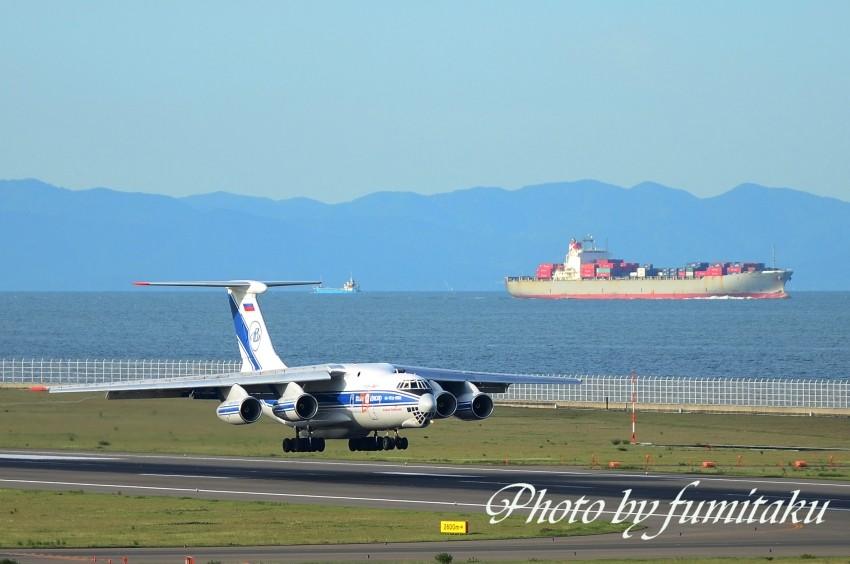 531イリューシン76輸送機(Il-76)