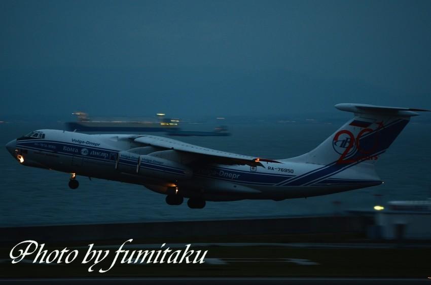 531イリューシン76輸送機(Il-76) (21)