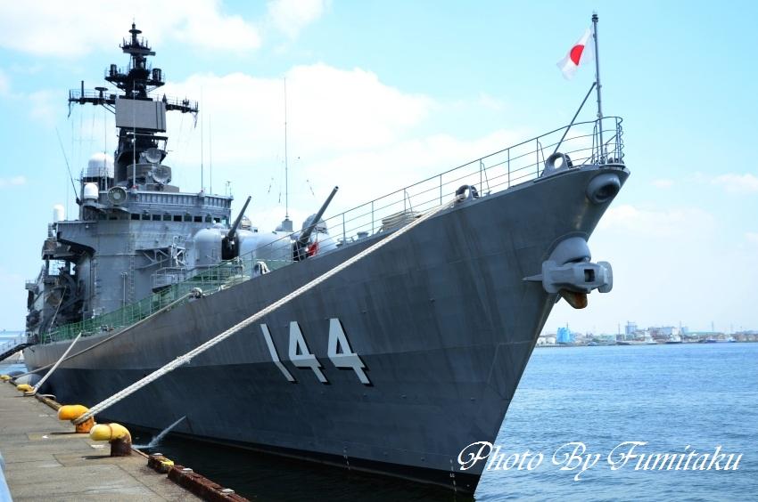 23723護衛艦くらま (2)