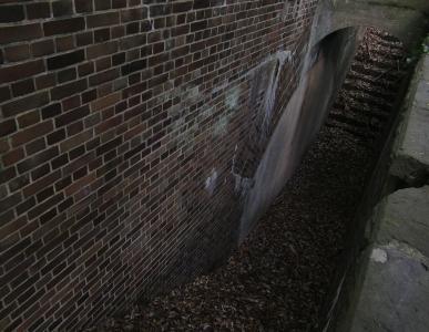 砲台の遺構
