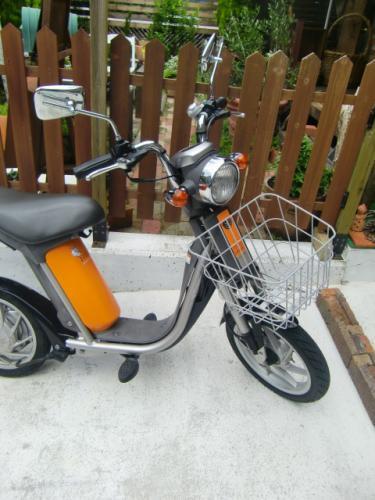 ナンパされちゃうバイク♪