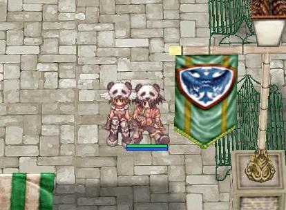 パンダ同盟
