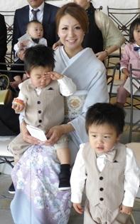 NAOKOROも義母、義姉と一緒に久しぶりに着物を着ることができました