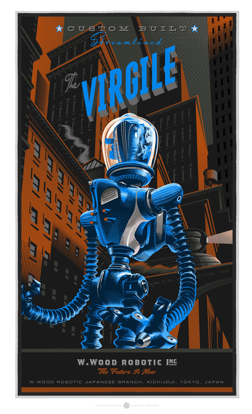 virgile@ poster