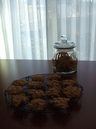コーンフレーククッキー4