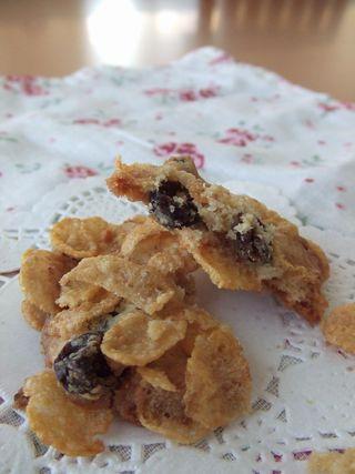 コーンフレーククッキー2