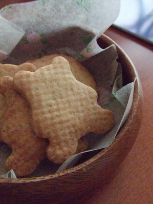 くまクッキー1