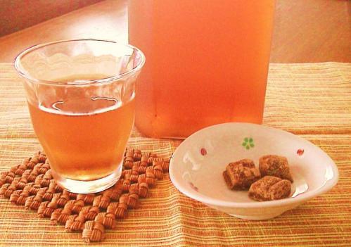 麦茶ポット ディスプレイ