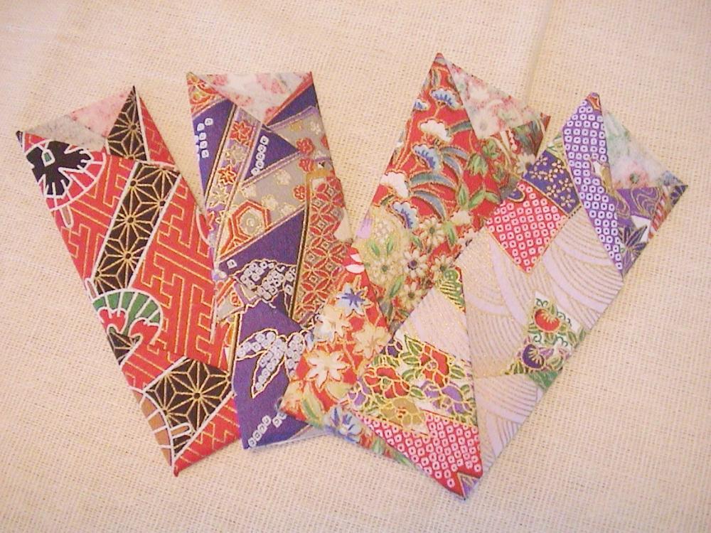 すべての折り紙 箸入れ 作り方 折り紙 : コツコツ のんびり 収納 100 ...