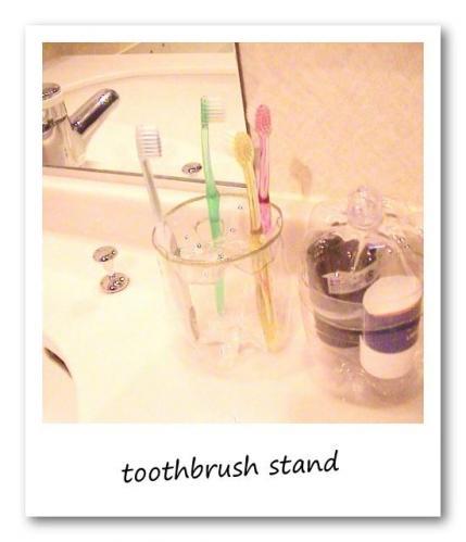 歯磨きを最後まで ディスプレイポロロイド500