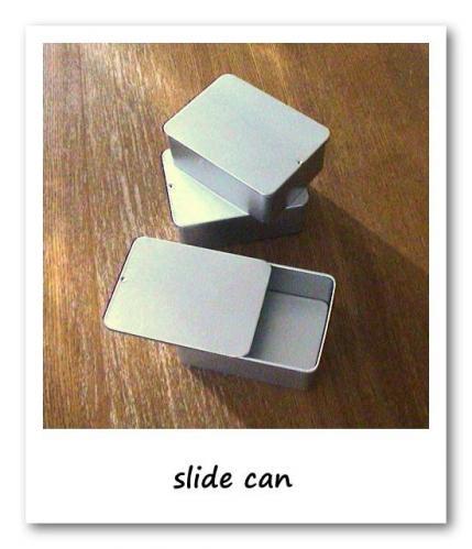 スライド缶ポラロイド500